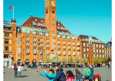 Kopenhaga_Plac_Ratuszowy