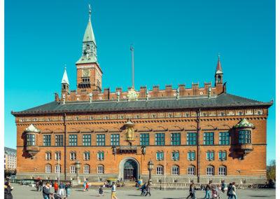Kopenhaga_Ratusz