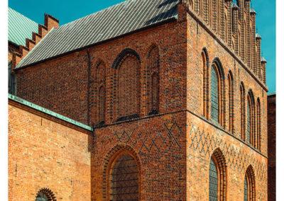 Roskilde monumentalny spokoj
