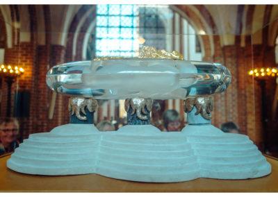 Roskilde oczekujacy sarkofag