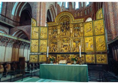 Roskilde oltarz