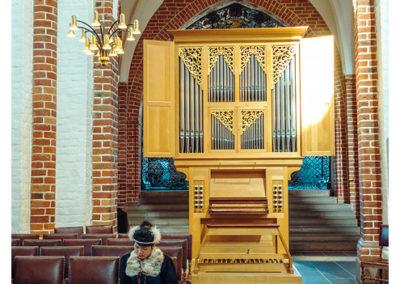 Roskilde organy