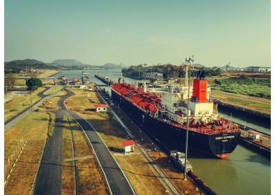 Panama_Panama City_Canal (6)