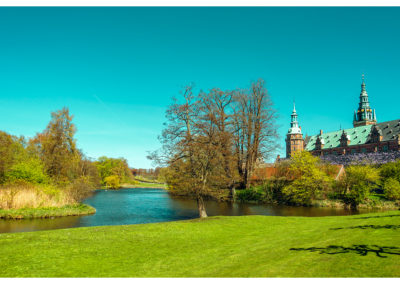 Frederiksborg ogrody