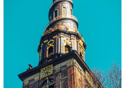 Kopenhaga_Vor Frelsers Kirke