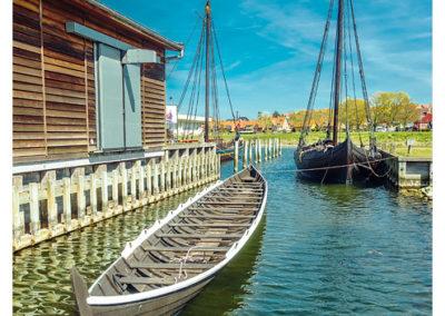 Roskilde muzem Wikingow