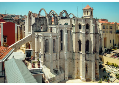 Lizbona_082_Convento do Carmo